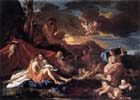 Poussin, Acis and Galatea