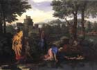 Poussin, The Exposition of Moses