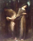 Vale or Farewell, ARTHUR HACKER (RA), (1858 - 1919)